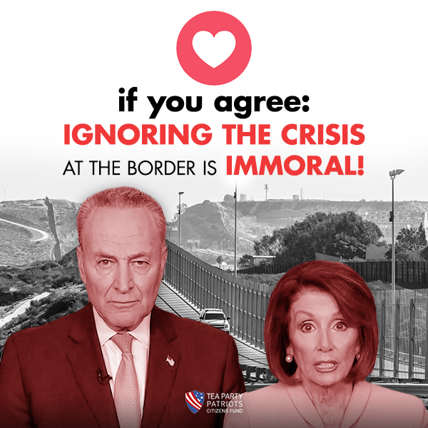 Ignoring the Crisis at the Border is Immoral!