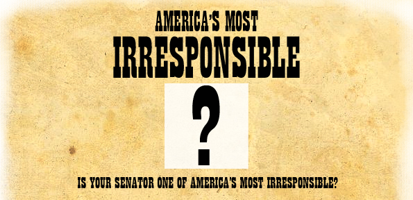 Americas Most Irresponsible