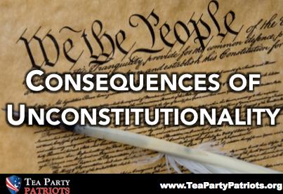 UnConstitutionality