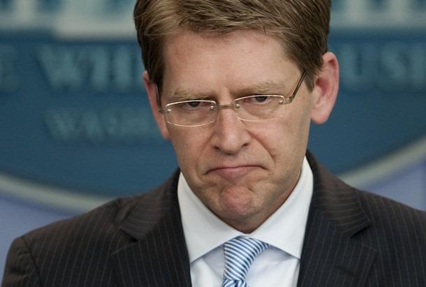 White House Press Secretary Jay Carney a
