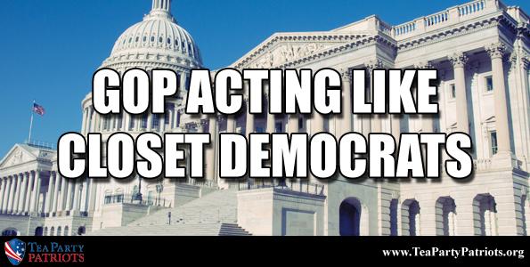 GOP Closet Democrats