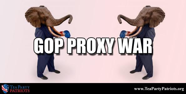 GOP Proxy War