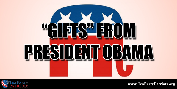 Gifts from Obama Thumb