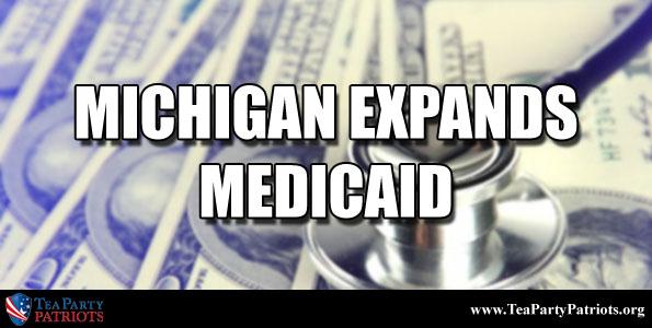 Michigan Expands Medicaid Thumb
