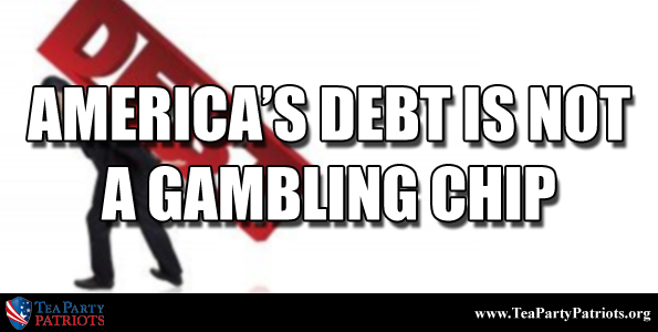 America's Debt Thumb