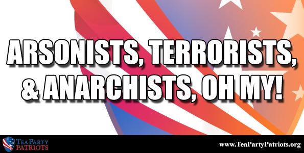 Arsonists, Terrorists Thumb
