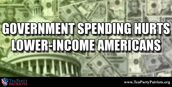 Govt Spending Hurts Thumb