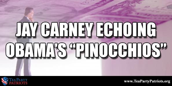 Jay Carney Echoing Thumb