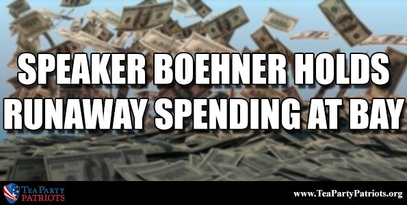 Speaker Boehner Thumb
