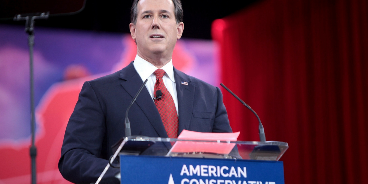 Former Sen. Rick Santorum: Repeal bill gets rid of Obamacare inequities
