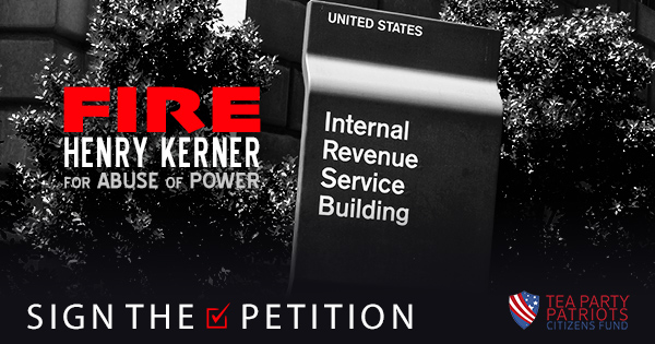 Fire Henry Kerner for Abuse of Power